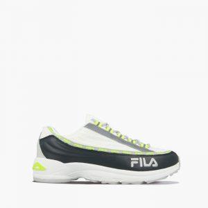נעליים פילה לגברים Fila Dragster - שחור/לבן