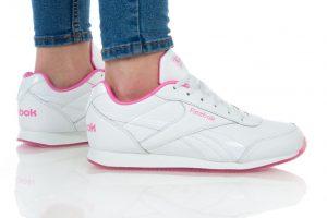 נעליים ריבוק לנשים Reebok ROYAL CLJOG 2 - לבן מלא
