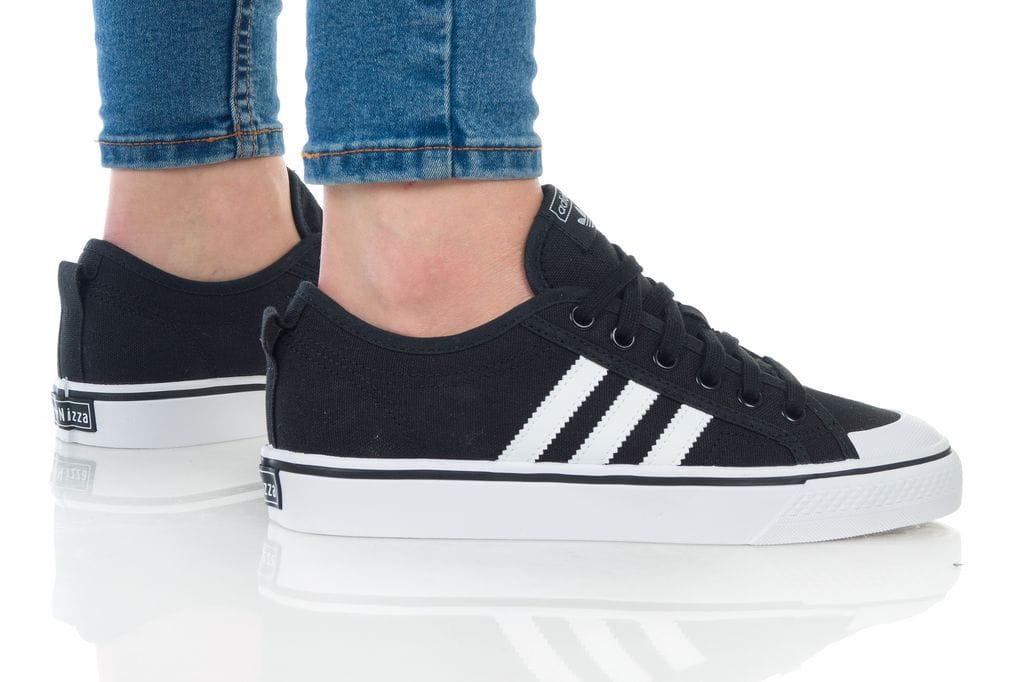 נעליים אדידס לנשים Adidas NIZZA - שחור