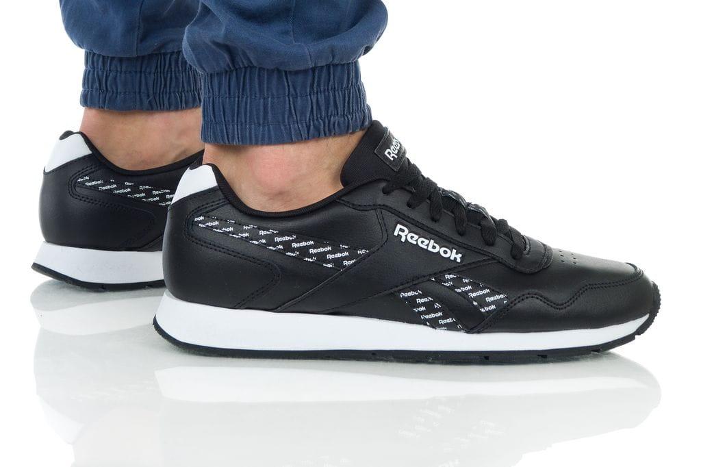 נעליים ריבוק לגברים Reebok ROYAL GLIDE - שחור פחם