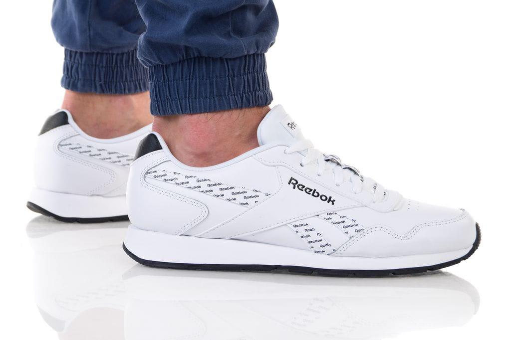 נעליים ריבוק לגברים Reebok ROYAL GLIDE - לבן/שחור