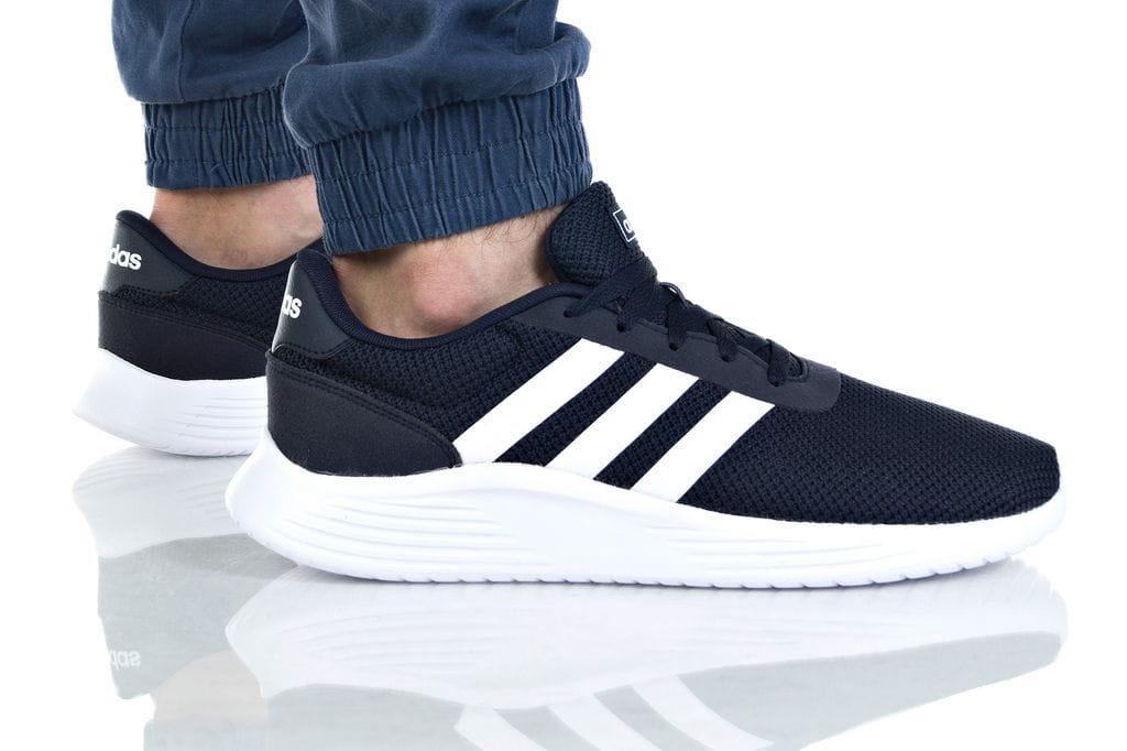 נעליים אדידס לגברים Adidas LITE RACER 2 - כחול כהה