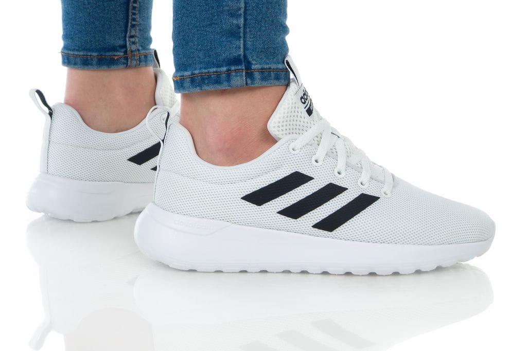 נעליים אדידס לנשים Adidas LITE RACER CLN K - אפור/שחור