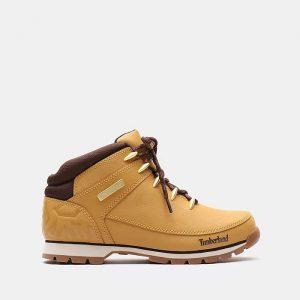 נעליים טימברלנד לגברים Timberland Euro Sprint - חום בהיר
