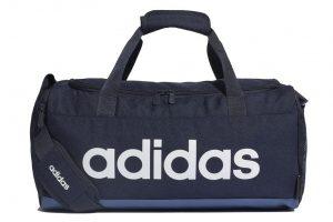 אביזרים אדידס לגברים Adidas LIN DUFFLE - כחול כהה