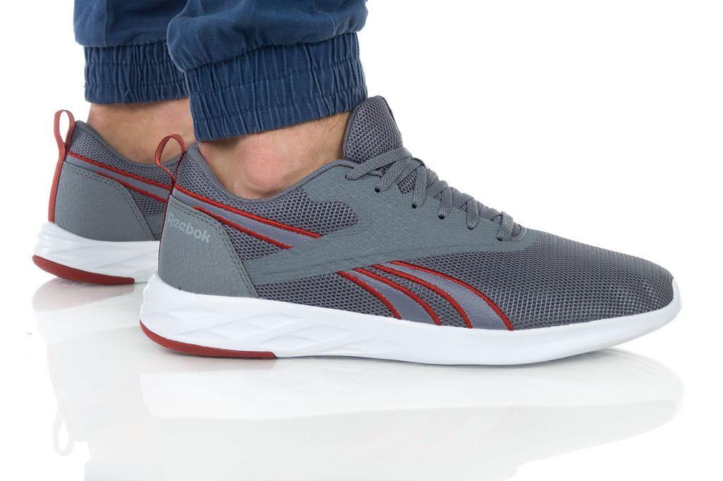 נעליים ריבוק לגברים Reebok ASTRORIDE ESSENTIAL 2 - אפור/אדום