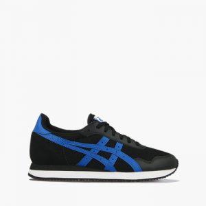 נעליים אסיקס לגברים Asics Tiger Runner - שחור/כחול