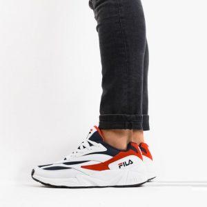 נעליים פילה לנשים Fila Fila V94M Low - לבן/אדום