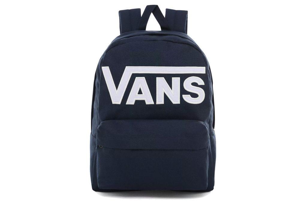 אביזרים ואנס לגברים Vans OLD SKOOL III BACKPACK - כחול כהה