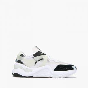 נעליים פומה לנשים PUMA Rise Wns - שחור/לבן