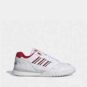 נעליים אדידס לגברים Adidas A.R. Trainer - לבן/אדום