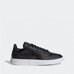נעליים אדידס לנשים Adidas Supercourt - שחור/לבן