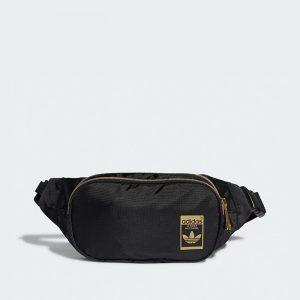 אביזרים אדידס לגברים Adidas WAIST BAG - שחור