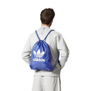 אביזרים Adidas Originals לגברים Adidas Originals Gymsach Trefoil - כחול