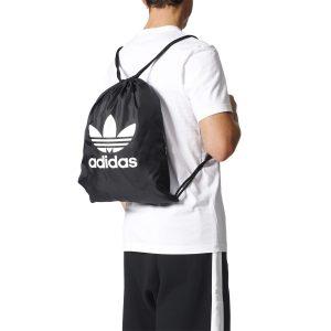 אביזרים Adidas Originals לגברים Adidas Originals Gymsach Trefoil - שחור