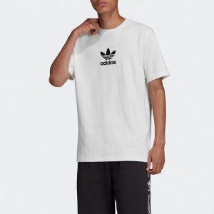 חולצת T אדידס לגברים Adidas Originals Premium Tee - לבן
