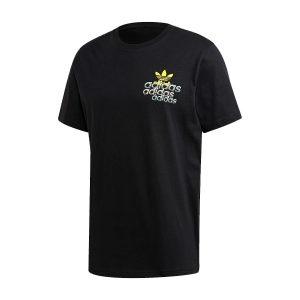 ביגוד Adidas Originals לגברים Adidas Originals Shattered Embroidered - שחור