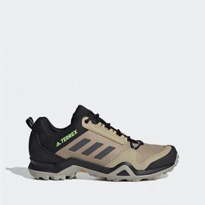 נעלי טיולים אדידס לגברים Adidas Terrex AX3 - חום