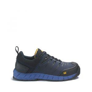 נעלי טיולים קטרפילר לגברים Caterpillar Byway S1 P HRO SRC - כחול כהה