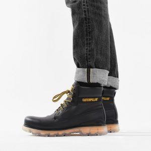 נעליים קטרפילר לגברים Caterpillar Replicate - שחור