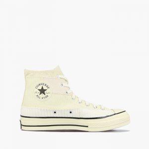 נעליים קונברס לגברים Converse Chuck 70 Mono Patchwork - לבן