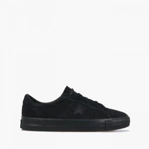 נעליים קונברס לגברים Converse One Star Pro - שחור