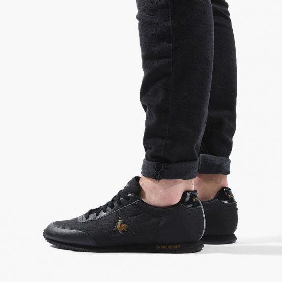נעליים לה קוק ספורטיף לגברים Le Coq Sportif Racerone Black - שחור