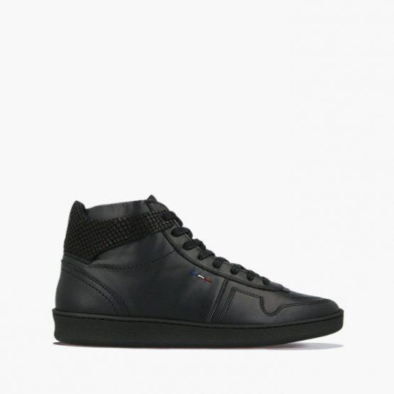 נעליים לה קוק ספורטיף לגברים Le Coq Sportif Tony Yoka Prestige - שחור
