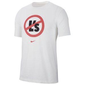 ביגוד נייק לגברים Nike CLTR 9 - לבן
