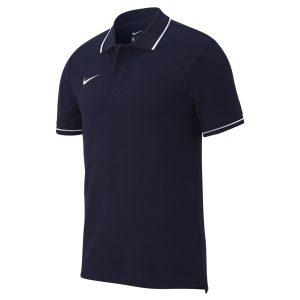 ביגוד נייק לגברים Nike TM Club 19 - כחול כהה