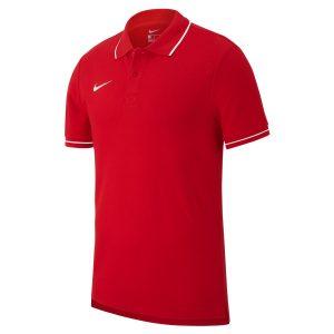 ביגוד נייק לגברים Nike TM Club 19 - אדום