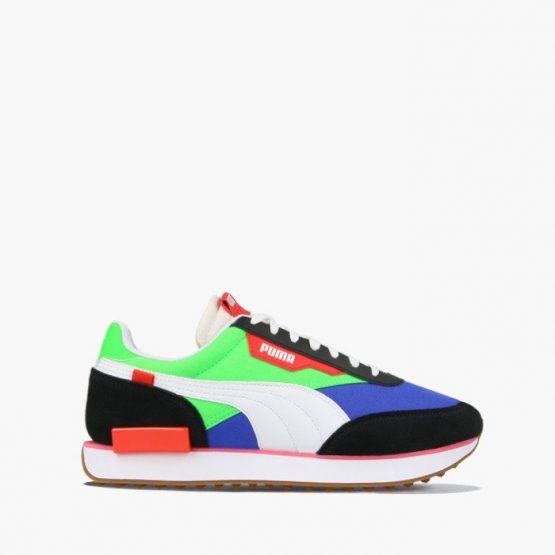 נעליים פומה לגברים PUMA Future Rider Play On - כחול/ירוק