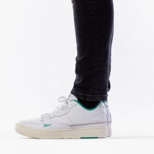 נעליים ריבוק לגברים Reebok Dual Court - לבן/ירוק