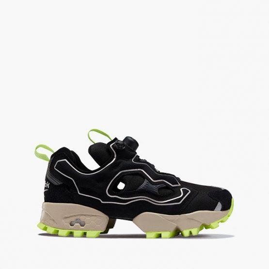 נעליים ריבוק לגברים Reebok Instapump Fury Trail Shroud - שחור