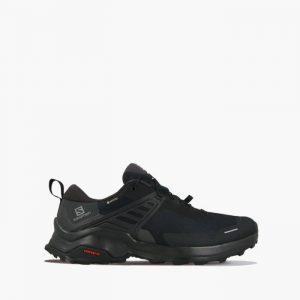 נעלי ריצת שטח סלומון לגברים Salomon X Raise Gore-Tex Gtx - שחור