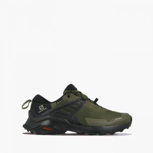 נעליים סלומון לגברים Salomon X Raise Gore-Tex Gtx - ירוק
