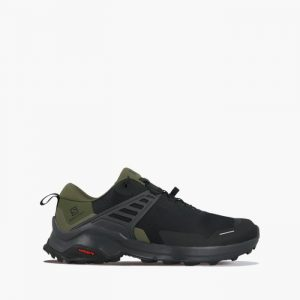 נעלי ריצת שטח סלומון לגברים Salomon X Raise - שחור/ירוק