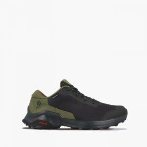נעליים סלומון לגברים Salomon X Reveal Gore-Tex Gtx - שחור/ירוק