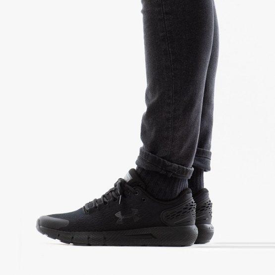 נעליים אנדר ארמור לנשים Under Armour Charged Rogue 2 - שחור