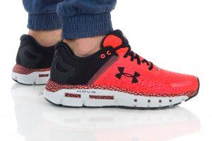 נעלי ריצה אנדר ארמור לגברים Under Armour UA HOVR Infinite 2 - אדום