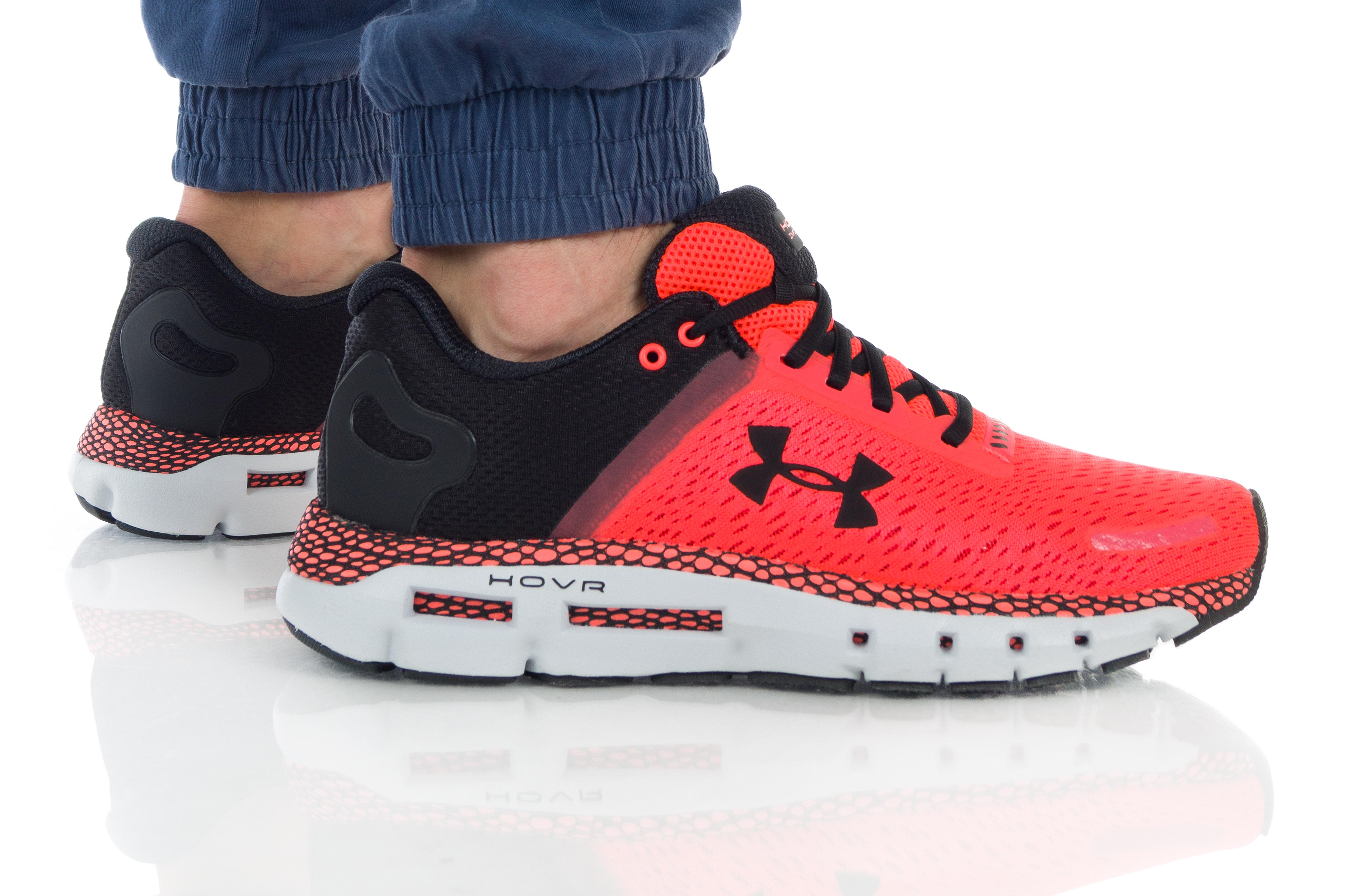 נעליים אנדר ארמור לגברים Under Armour UA HOVR Infinite 2 - אדום