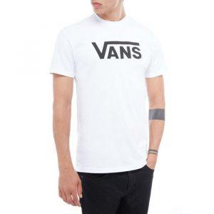 ביגוד ואנס לגברים Vans Classic - לבן