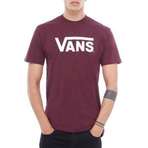 ביגוד ואנס לגברים Vans Classic - בורדו