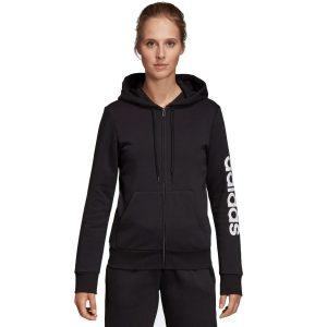 ביגוד אדידס לנשים Adidas E LIN - שחור