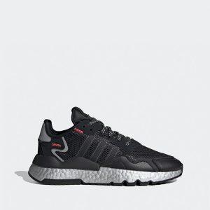 נעליים Adidas Originals לנשים Adidas Originals Nite Jogger - שחור