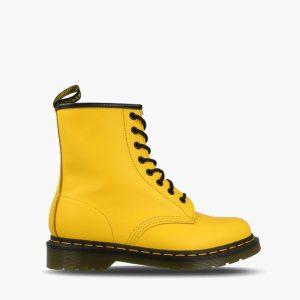נעליים דר מרטינס  לנשים DR Martens 1460 Yellow - צהוב
