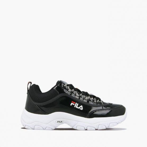 נעליים פילה לנשים Fila Strada Low Wmn - שחור/לבן