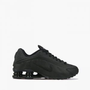 נעליים נייק לנשים Nike Shox R4 GS - שחור