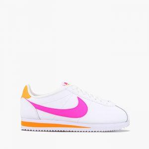 נעליים נייק לנשים Nike Classic Cortez - לבן/סגול
