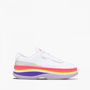 נעליים פומה לנשים PUMA Deva 90s POP Wns - צבעוני/לבן